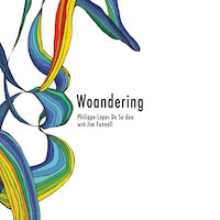 Woandering_CD cover